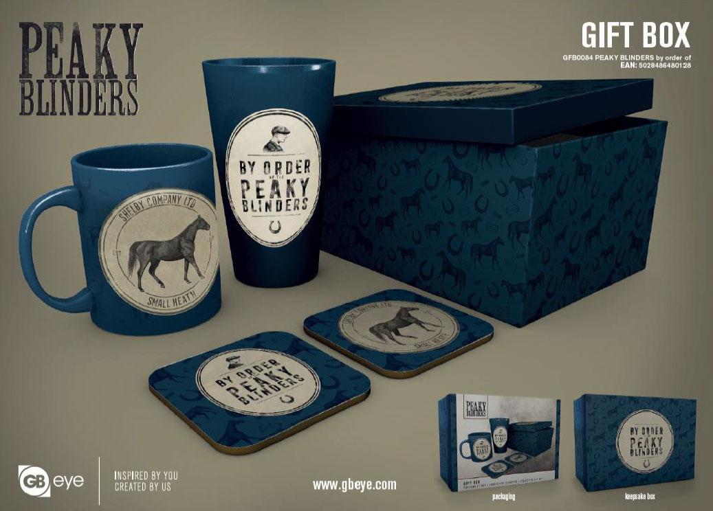 Peaky Blinders Gift Box By Order Of