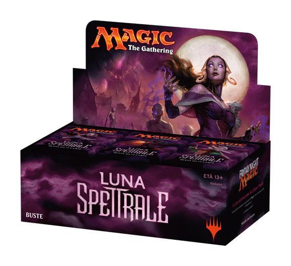 Magic the Gathering Luna Spettrale Booster Display (36) italian
