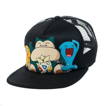 Pokemon Trucker Cap Characters II