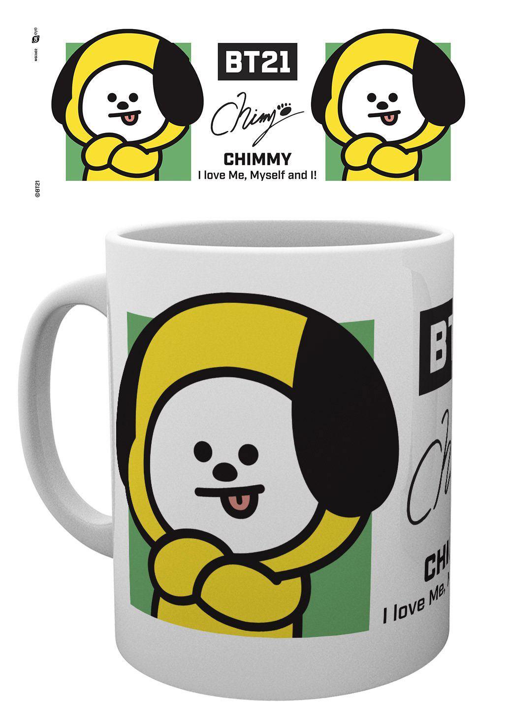 BT21 Mug Chimmy