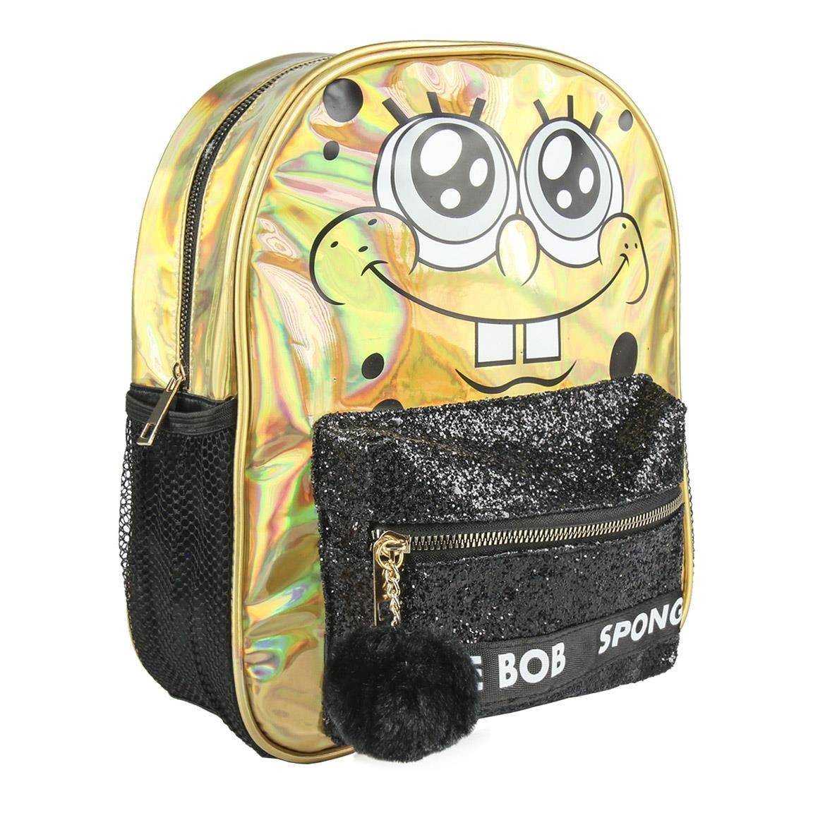 SpongeBob SquarePants Casual Fashion Backpack Bob 25 x 30 x 10 cm