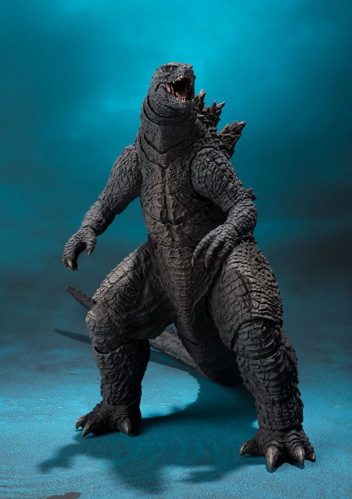 Godzilla: King of the Monsters 2019 S.H. MonsterArts Action Figure Godzilla 16 cm