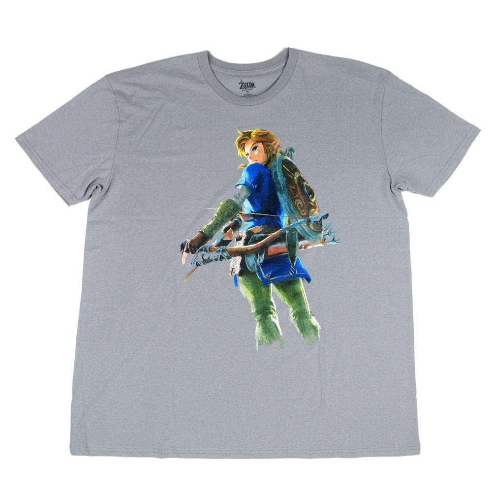 Legend of Zelda T-Shirt Breath of the Wild LC Exclusive Size M