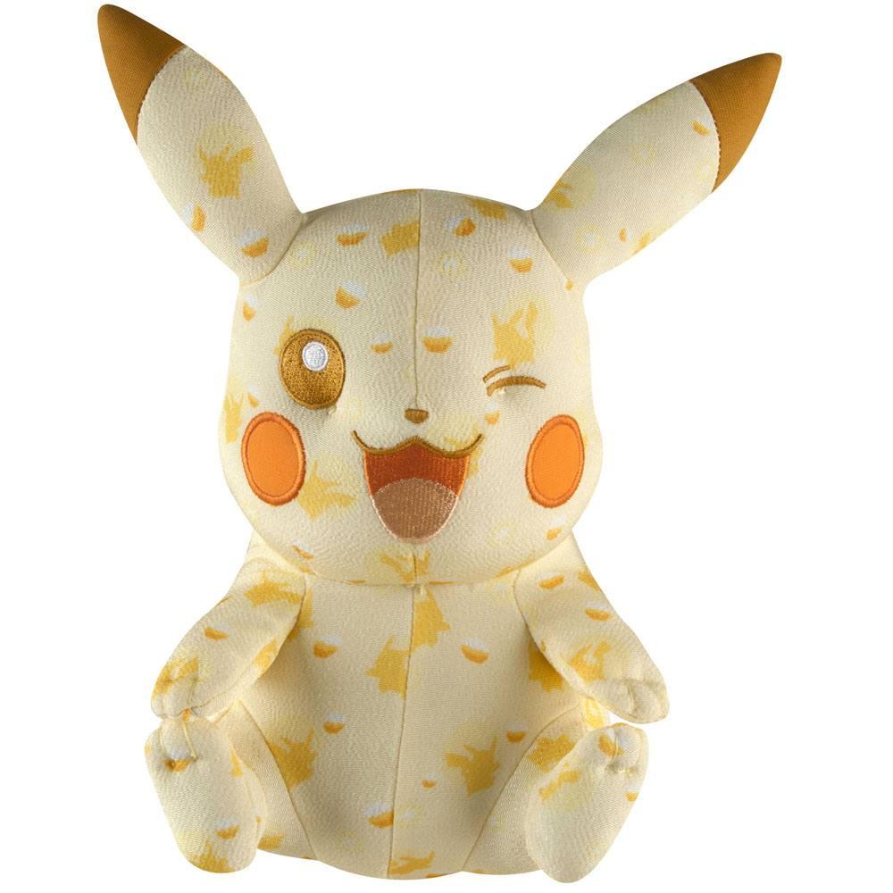 Pokemon Plush Figure 20th Anniversary Special Pikachu Wink 25 cm