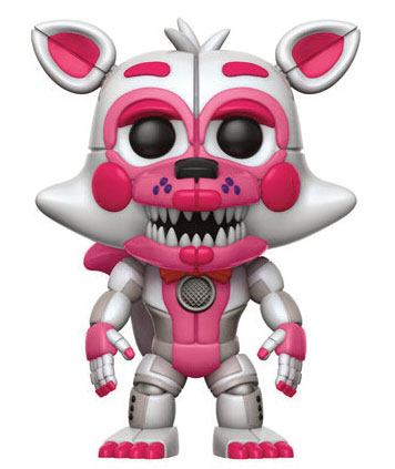 Five Nights at Freddy's Sister Location POP! Games Vinyl Figure Funtime Foxy 9 cm