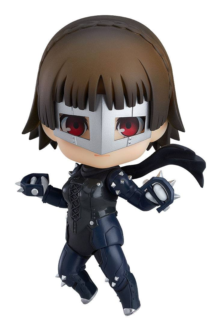 Persona 5 The Animation Nendoroid Action Figure Makoto Niijima Phantom Thief Ver. 10 cm