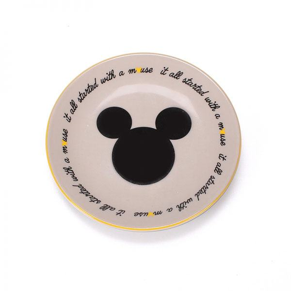 Mickey Mouse Accessory Dish It All Started With A Mouse