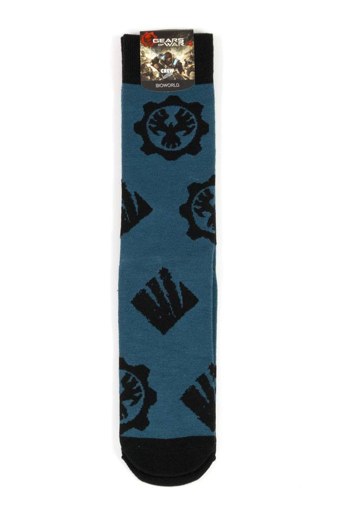 Gears of War Socks Size 39-43 Case Factions LC Exclusive (5)
