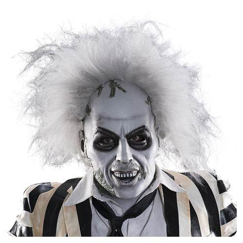 Beetlejuice Latex Mask Beetlejuice