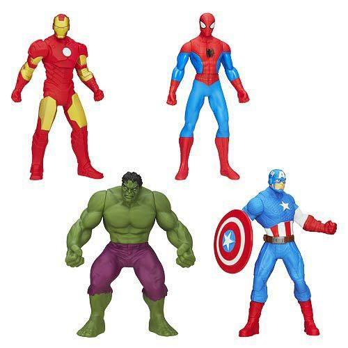 Marvel Value Action Figures 15 cm 2015 Wave 1 Assortment (24)