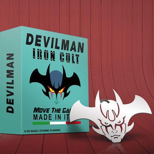 Devilman Iron Cult Pendant Devilman