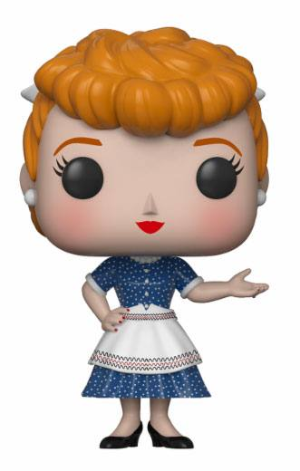 I Love Lucy POP! TV Vinyl Figure Lucy 9 cm