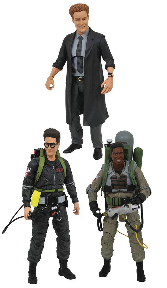 Ghostbusters 2 Select Action Figures 18 cm Series 7 Assortment (6)
