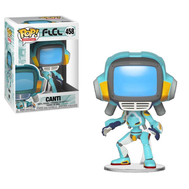 FLCL POP! Animation Vinyl Figure Canti 9 cm