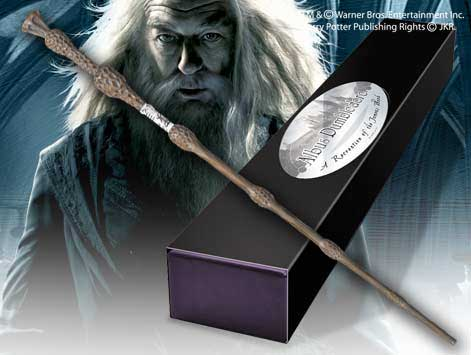 Harry Potter Wand Albus Dumbledore (Character-Edition)