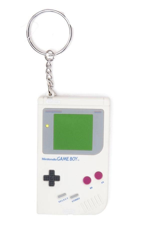 Nintendo Game Boy Sleutelhanger