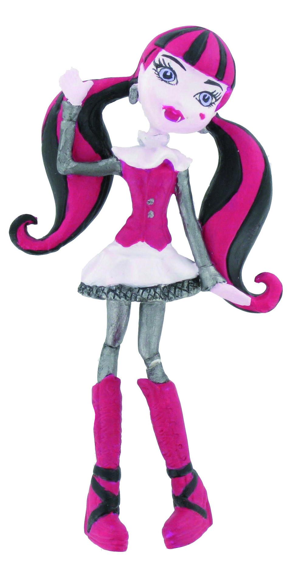Monster High Mini Figure Dracu Laura 10 cm