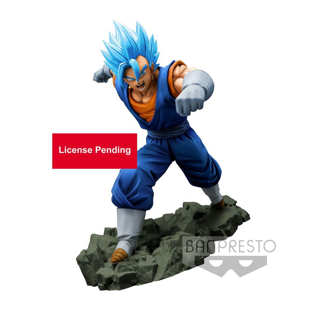 Dragon Ball Z Dokkan Battle PVC Statue Super Saiyan God Super Saiyan Vegetto 16 cm