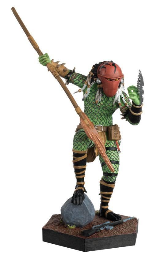 The Alien & Predator Figurine Collection Homeworld Predator (Predator) 15 cm
