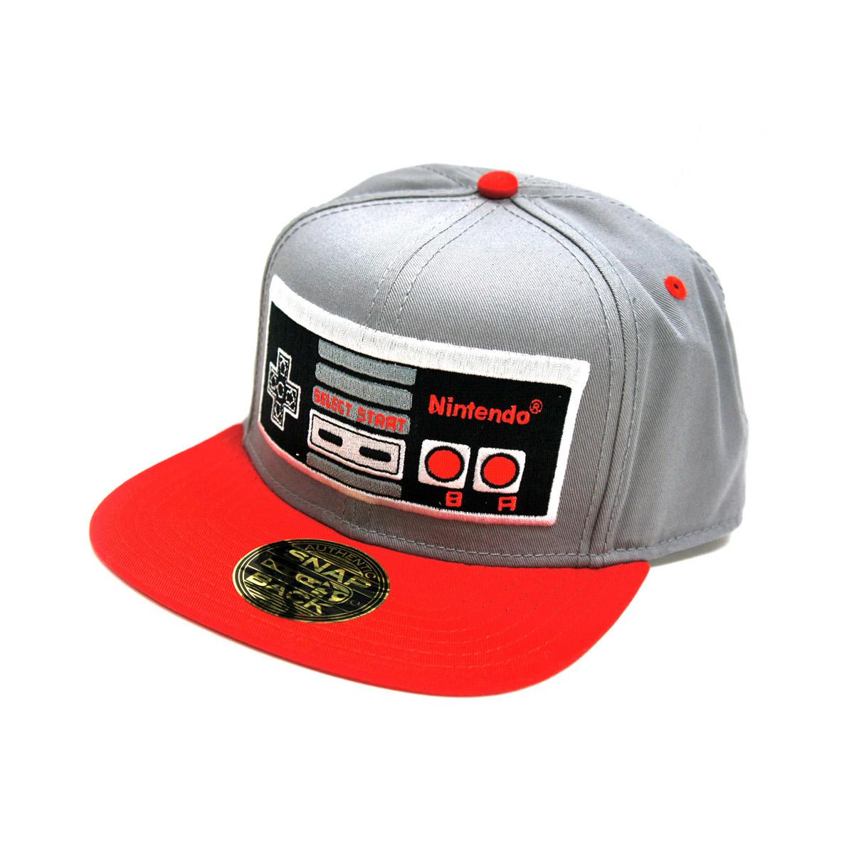 Nintendo Flat Bill Cap Controller