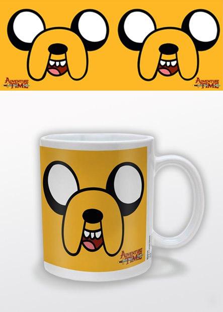 Adventure Time Mug Jake