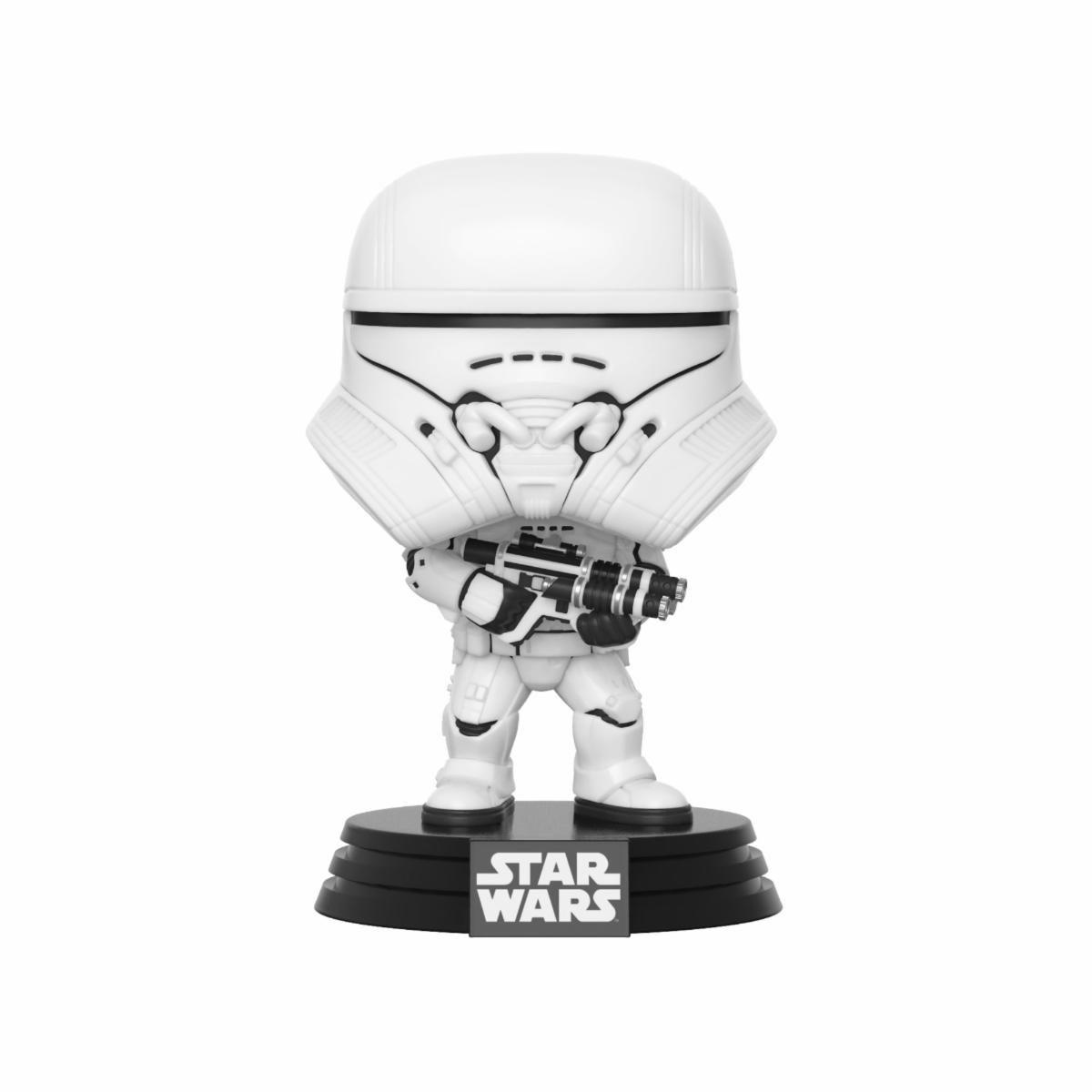 Star Wars Episode IX POP! Movies Vinyl Figure First Order Jet Trooper 9 cm