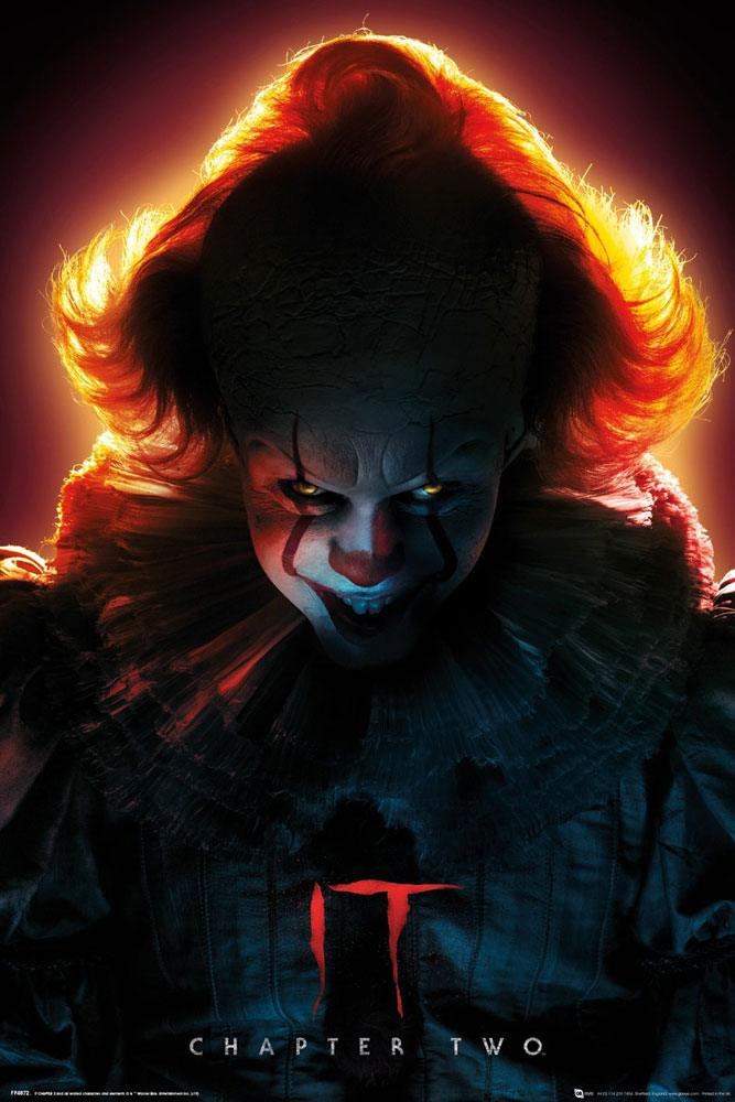 It Chapter Two Poster Pack Pennywise 61 x 91 cm (5)