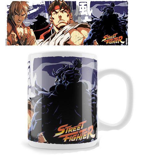 Street Fighter Mug Akuma's Lair