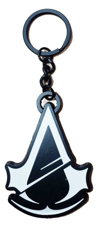 Assassin´s Creed Unity Metal Key Ring Logo