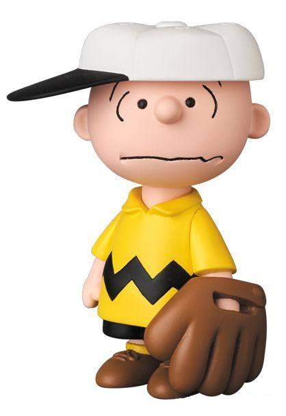Peanuts UDF Series 5 Mini Figure Baseball Charlie Brown 9 cm