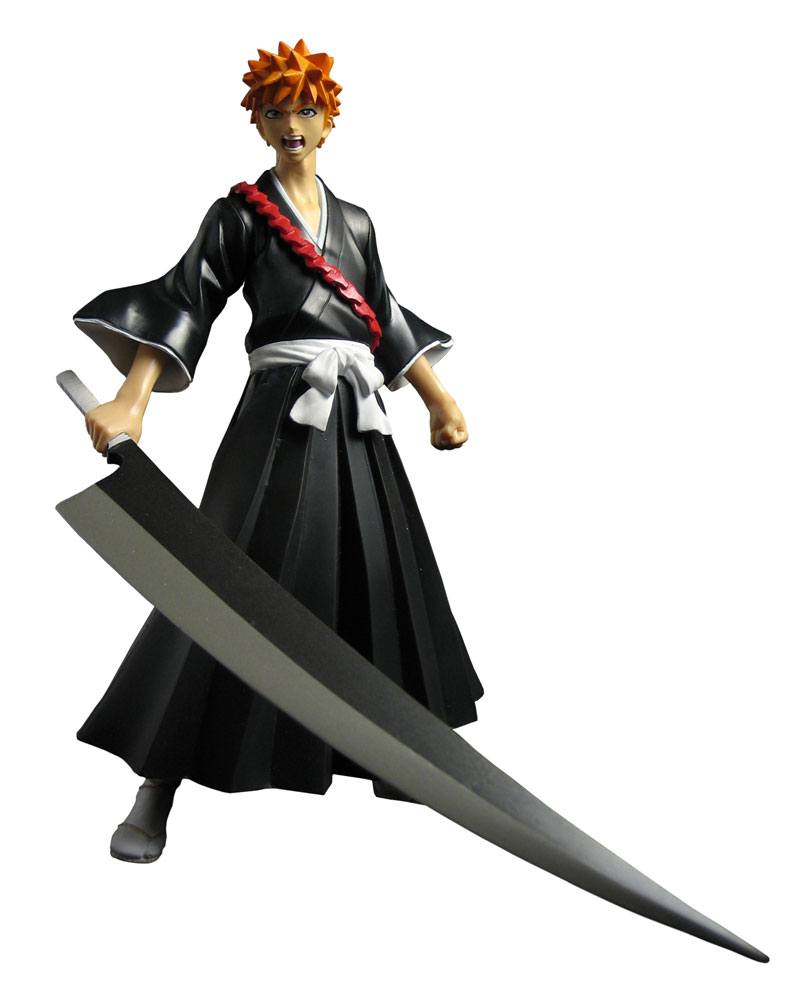 Bleach Action Figure Ichigo Kurosaki 15 cm --- DAMAGED PACKAGING