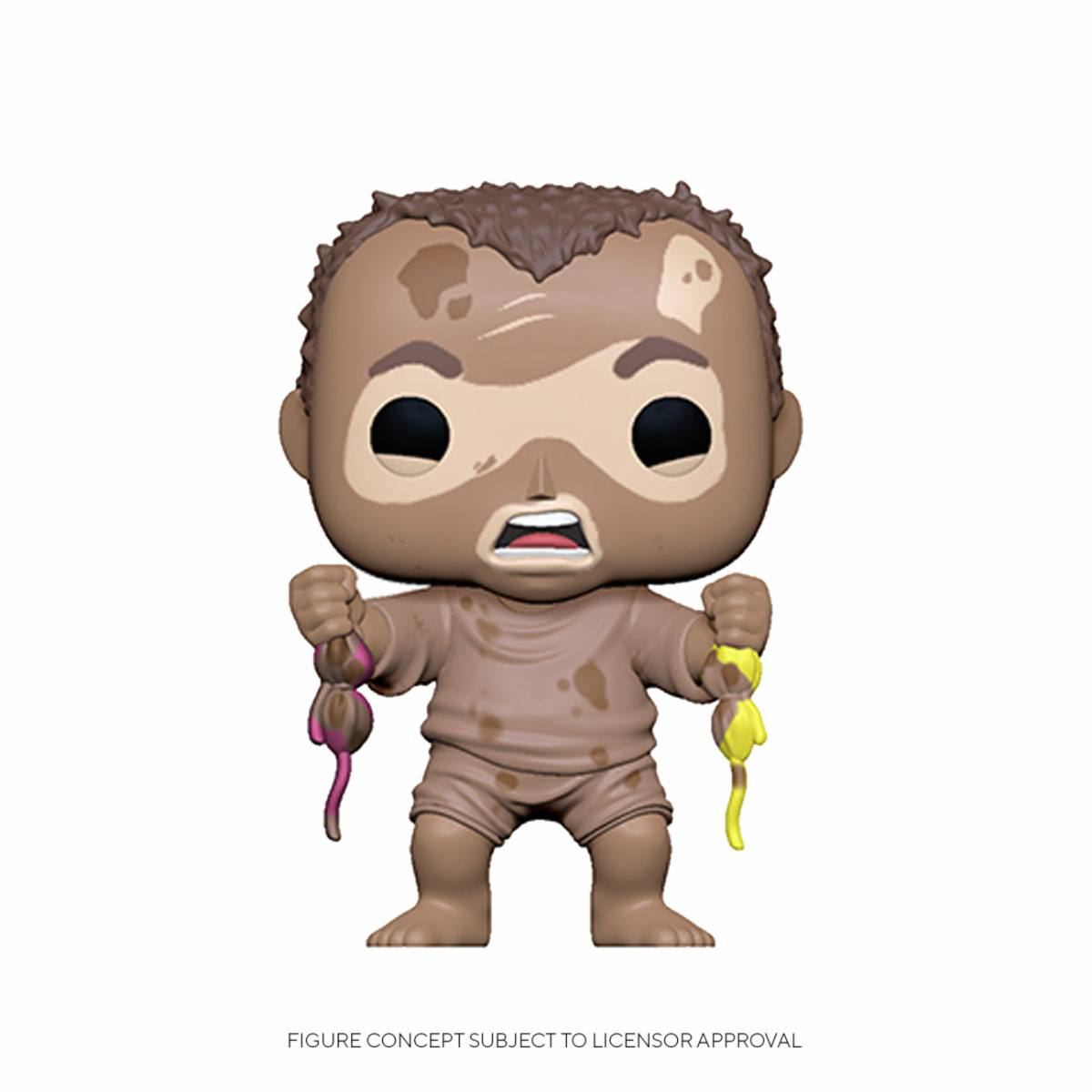 Stripes POP! Movies Vinyl Figure Ox Mudwrestling 9 cm