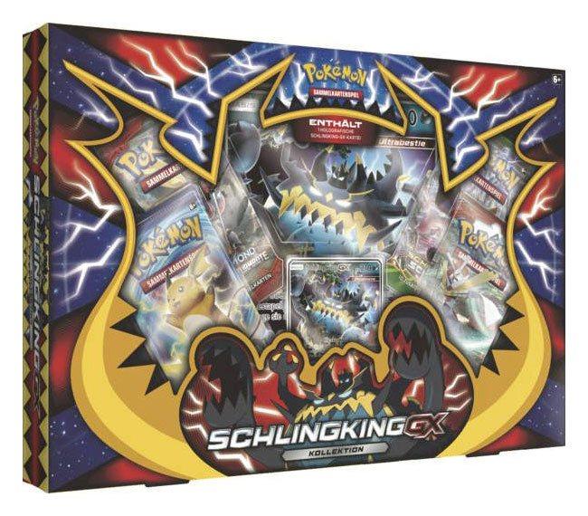 Pokemon Guzzlord-GX Box *German Version*