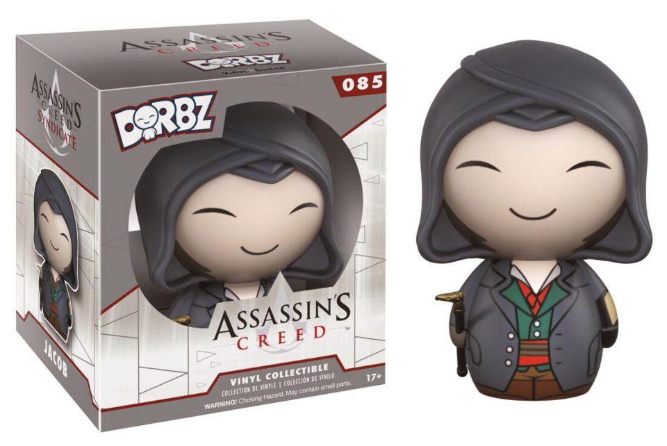 Assassin's Creed Vinyl Sugar Dorbz Vinyl Figure Jacob 8 cm