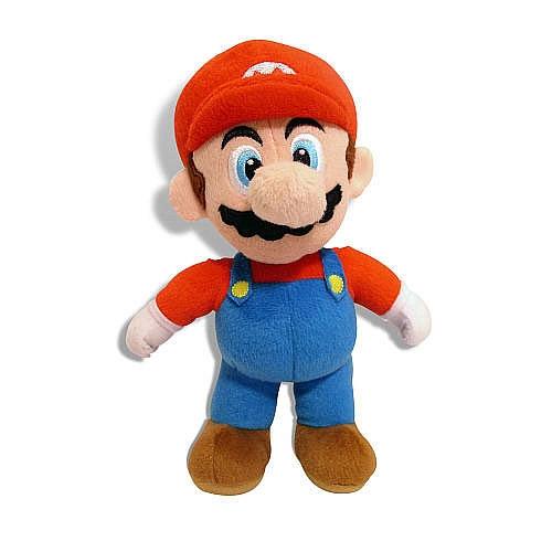 Super Mario Bros. Plush Figure Mario 30 cm