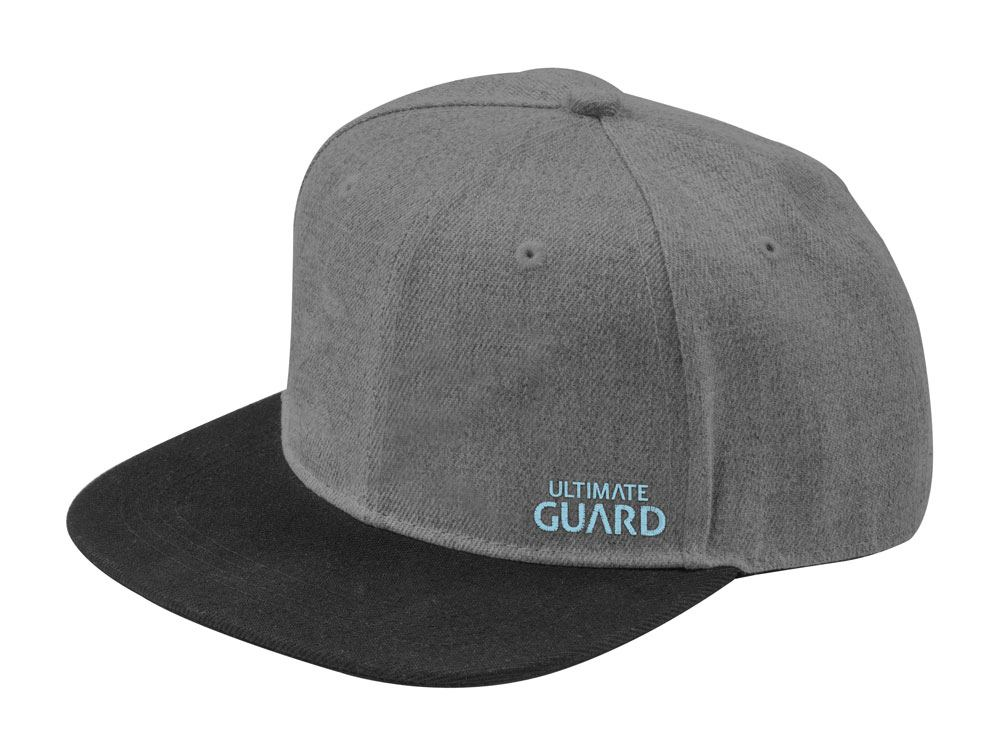 Ultimate Guard Snapback Cap Dark Grey