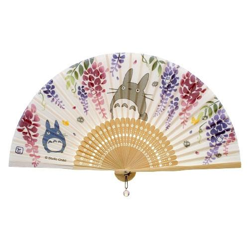 My Neighbor Totoro Folding Fan Totoro