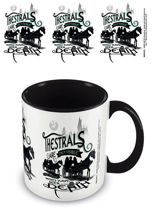 Harry Potter Coloured Inner Mug Testrals