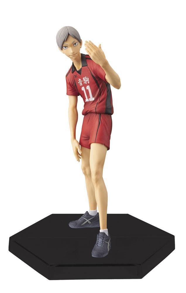 Haikyu!! DXF Figure Lev Haiba 18 cm