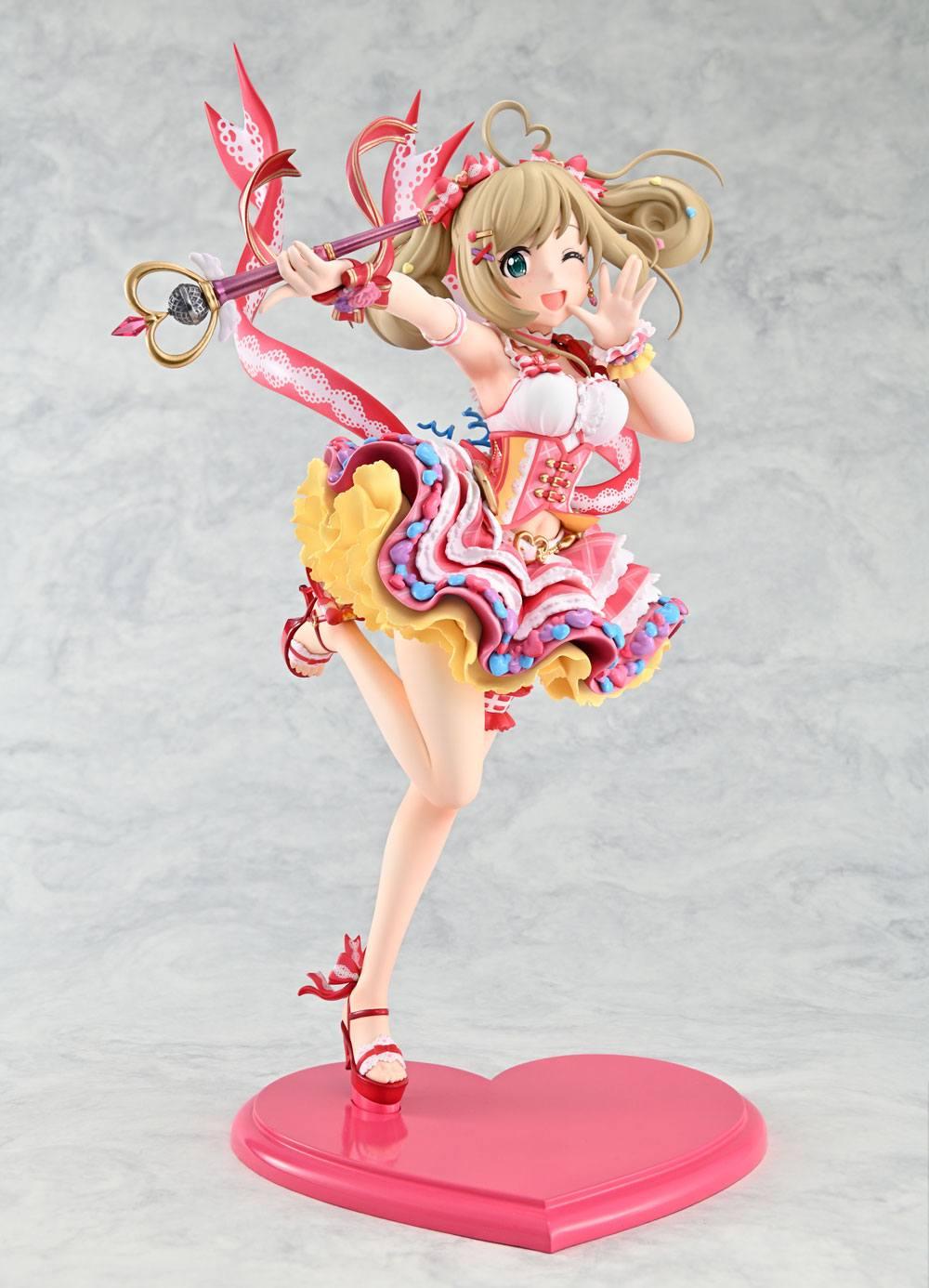 The Idolmaster Cinderella Girls PVC Statue 1/8 Shin Sato Heart to Heart Ver. 25 cm