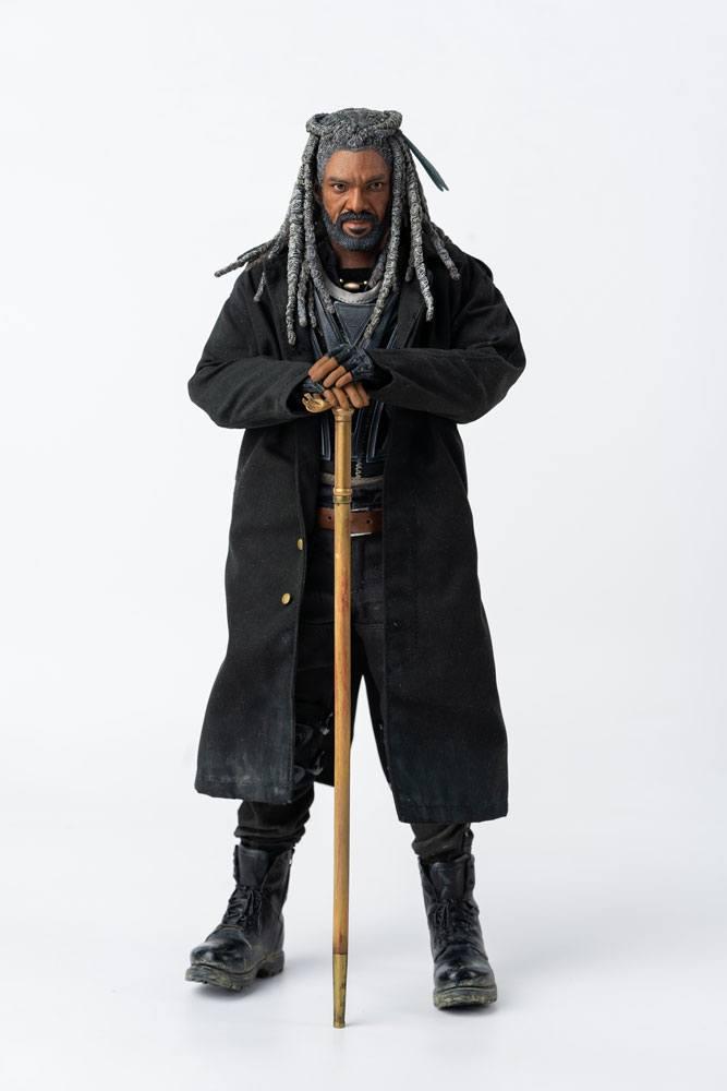 The Walking Dead Action Figure 1/6 King Ezekiel 30 cm