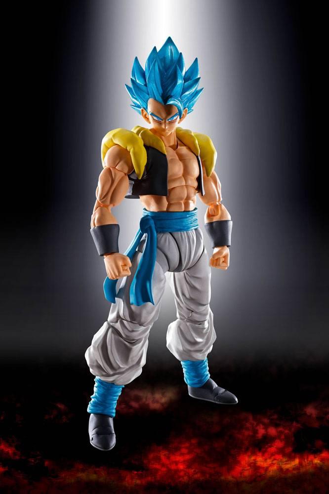 Dragonball Super Broly S.H. Figuarts Action Figure Super Saiyan God Super Saiyan Gogeta 14 cm
