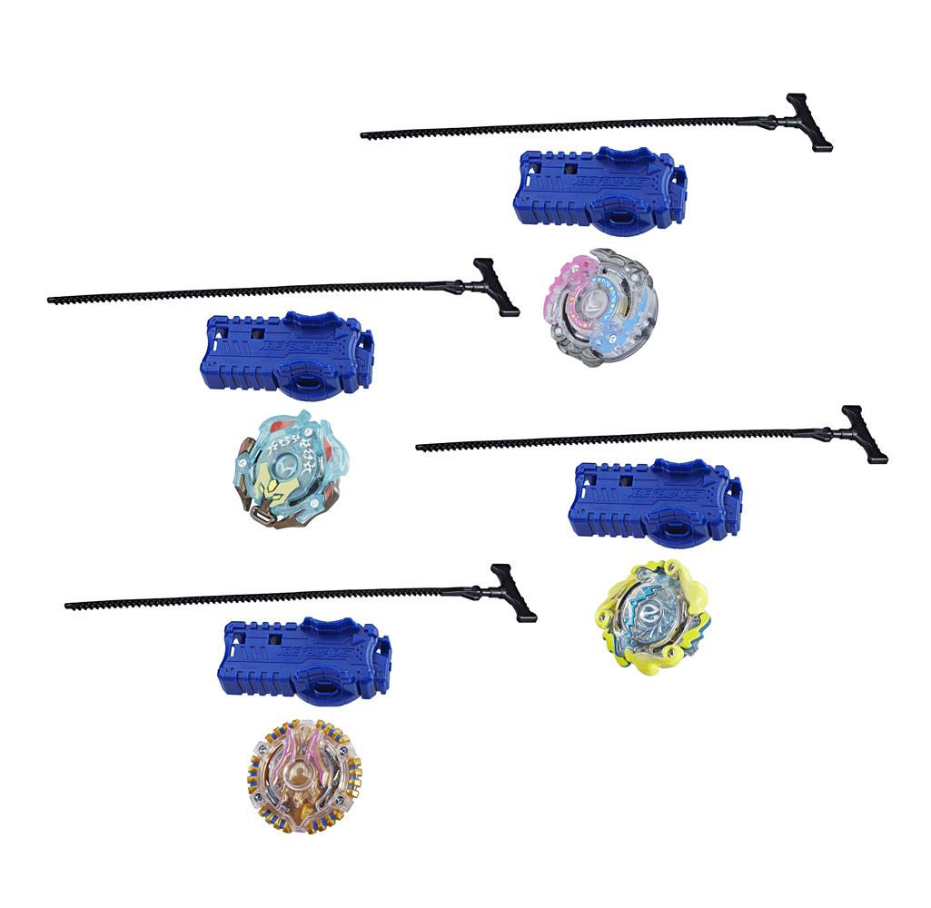 Beyblade Burst Starter Pack 2018 Wave 2 Assortment (8)