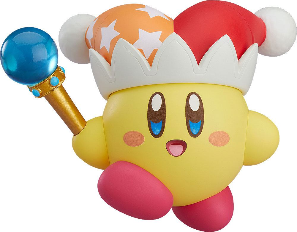 Kirby Nendoroid Action Figure Beam Kirby 6 cm