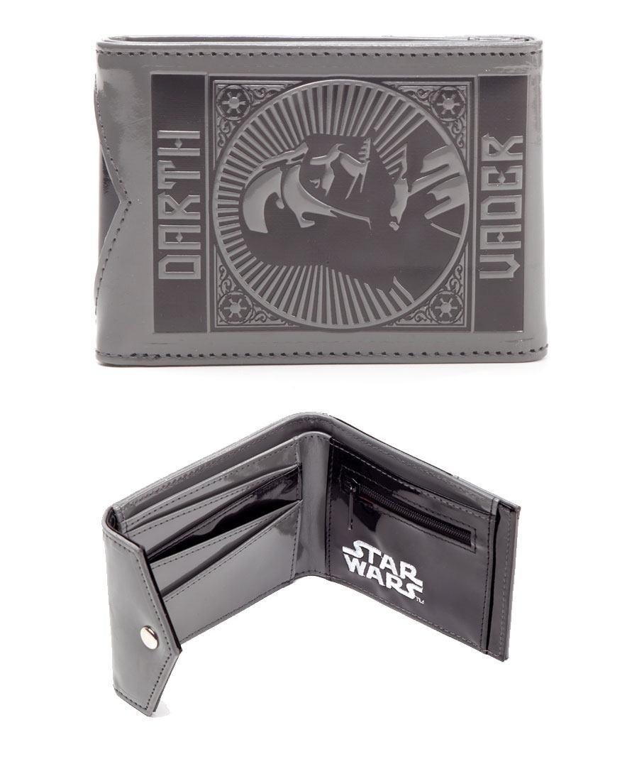 Star Wars Wallet Trifold Darth Vader