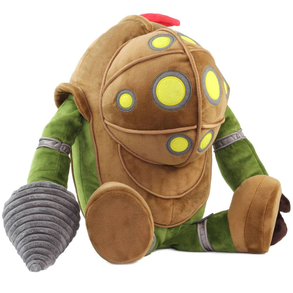 BioShock Plush Figure Big Daddy 43 cm