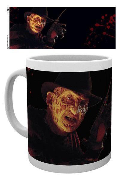 Nightmare on Elm Street Mug Never Sleep Again
