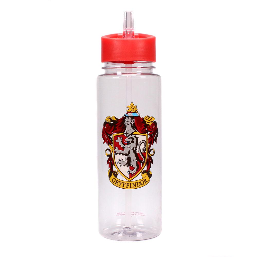Harry Potter Water Bottle Gryffindor Crest