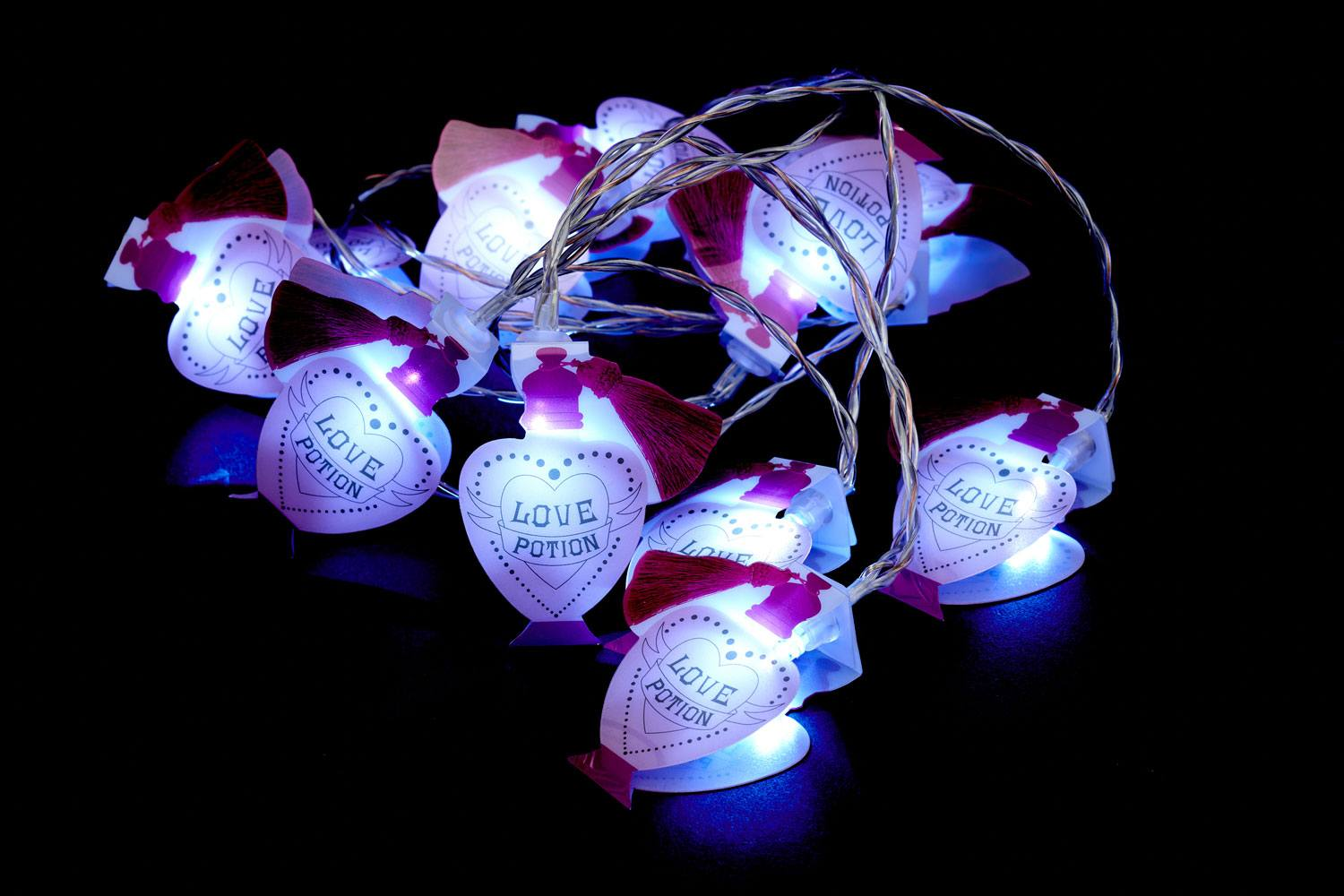 Harry Potter 2D String Lights Love Potion