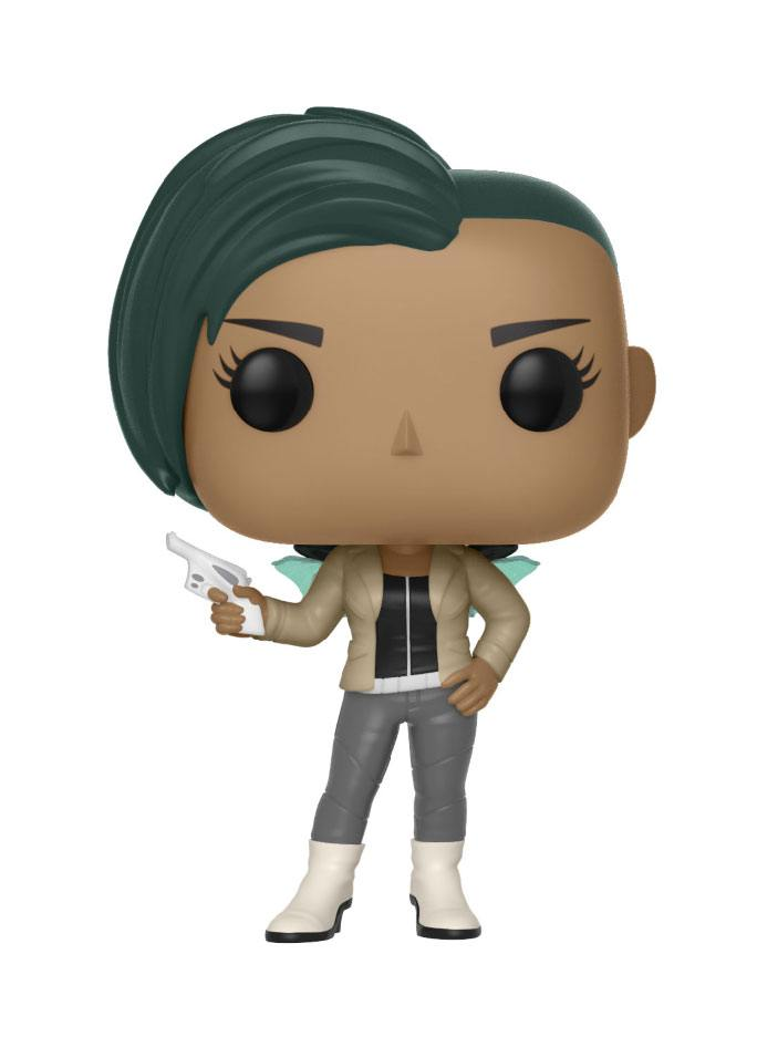 Saga POP! Comics Vinyl Figure Alana with Gun 9 cm
